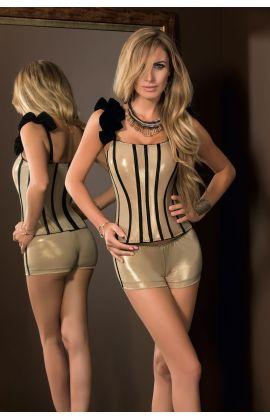 Goldie Corset Shorts